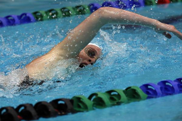 2014 Canadian Swimming trials-Victoria, BC